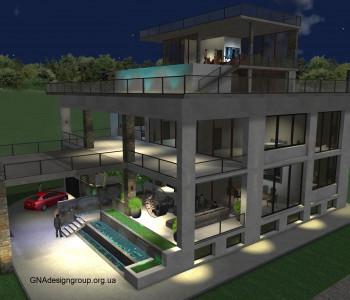S-villa 2000 м2
