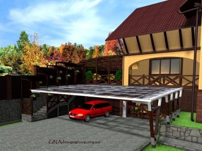 Солнечные панели для парковки, зарядки электрокара, отопления дома