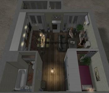 Бюджетний варіант оформлення квартири