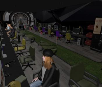 Комп'ютерний клуб або молодіжний інформаційний центр