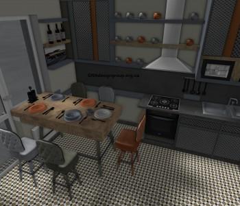 Ann або дизайн квартири в новобудові
