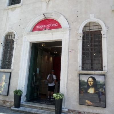 Leonardo da Vinci Museum Venezia