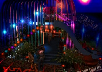 Пляжный Диско-бар или инвестиционный проект ночного клуба под открытым небом