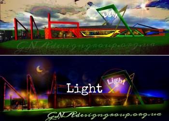 Инвестиционный проект - Магазин освещения